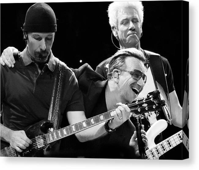 U2 in LA by John Hardin