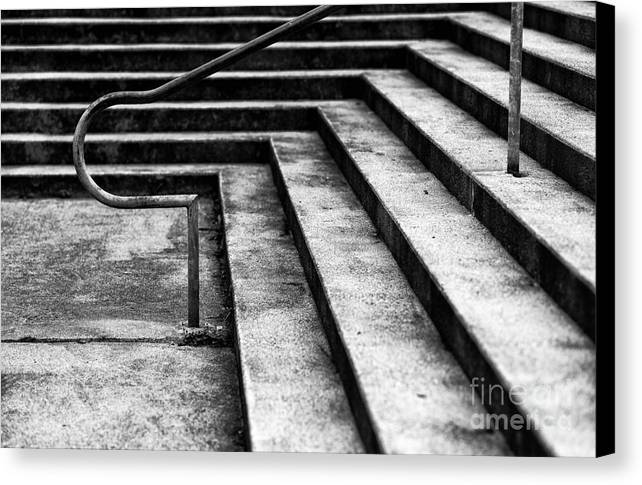 Directional Canvas Print featuring the photograph Directional by John Rizzuto