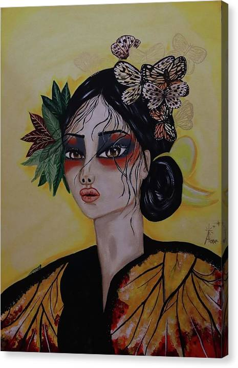 Madame Mariposa by Anneliese OBannon-Robles