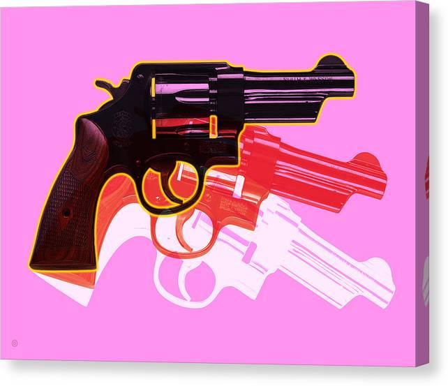 POP Handgun by Gary Grayson