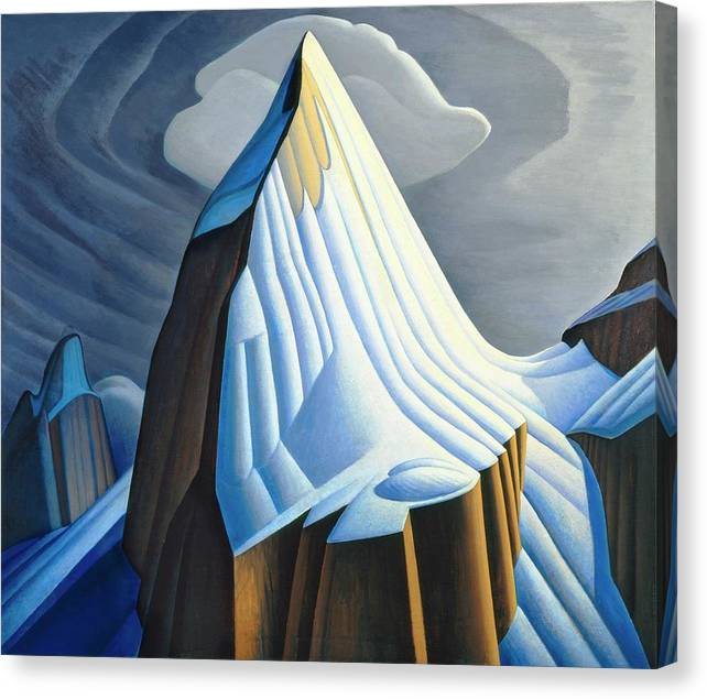 Mt. Lefroy by Lawren Harris