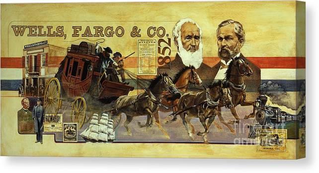 Artwork Program print Wells Fargo Art Collection