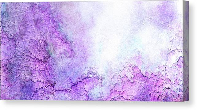 CANVAS WALL ART LARGE QUALITY ABSTRACT PRINTS CONTEMPORARY DIGITAL SPLIT PURPLE