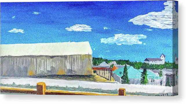 As seeing from my office Leadville CO by Escudra Art