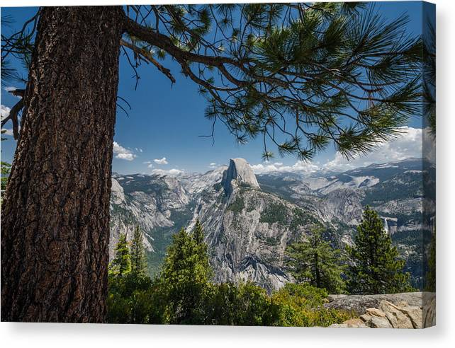 Glacier Point View by Ingo Scholtes