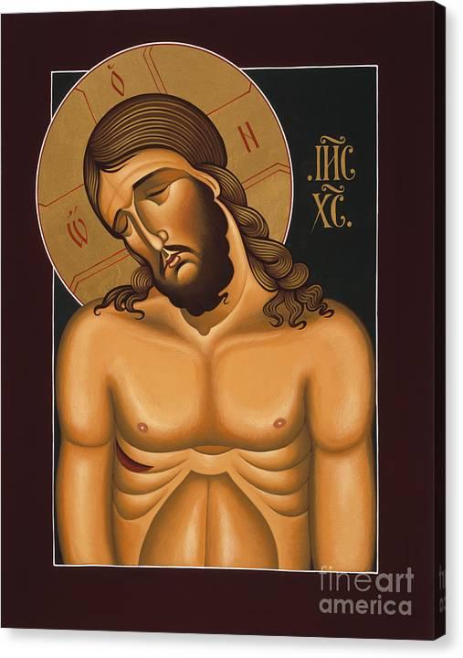 Jesus Christ Extreme Humility 036 by William Hart McNichols