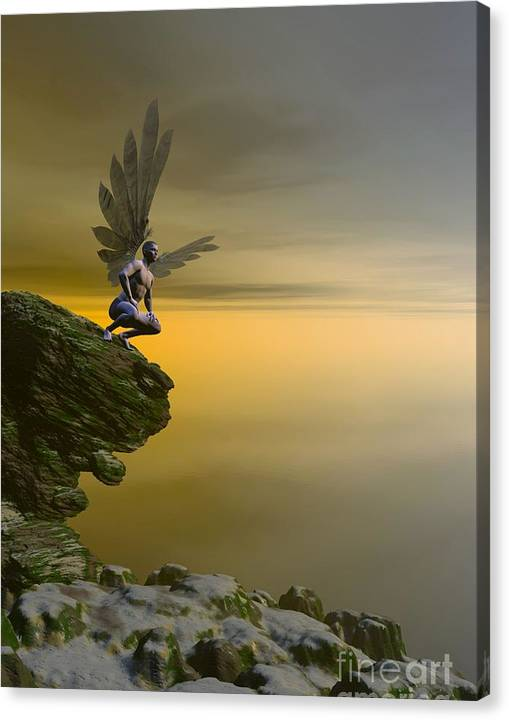 Limited Time Promotion: Awaken Stretched Canvas Print