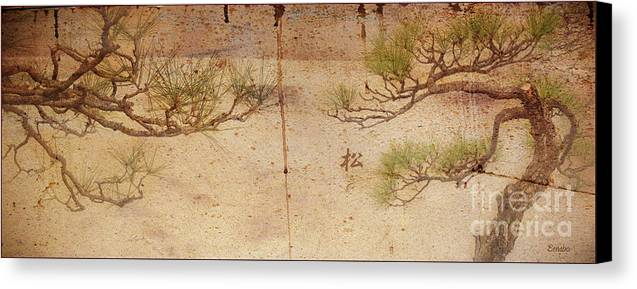 Japan Canvas Print featuring the photograph Love by Eena Bo