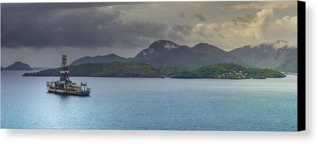 Anchor Canvas Print featuring the photograph At Anchor by Will Akers