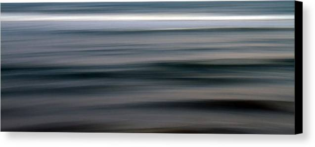 Abstract Canvas Print featuring the photograph sea by Stelios Kleanthous