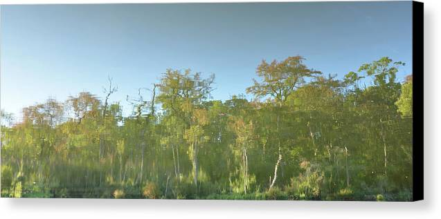 Impressionist Photography Canvas Print featuring the photograph Photo Impressionism by Joan D Squared Photography