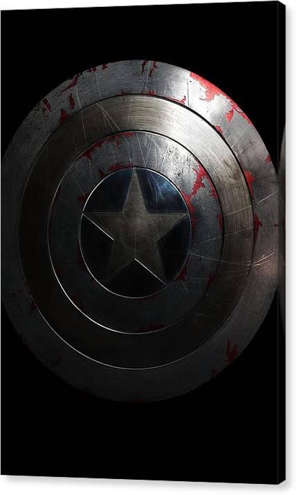 Captain America Civil War 2016 by Geek N Rock