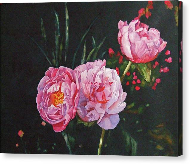 Peonies by Beth Smiddy