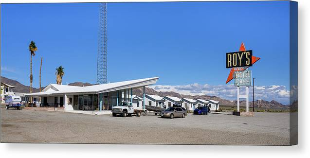 16x24 Mid Century Modern Art Route 66 Photography Roy/'s Motel Art Print Large Wall Art Mojave Desert Man Cave Decor