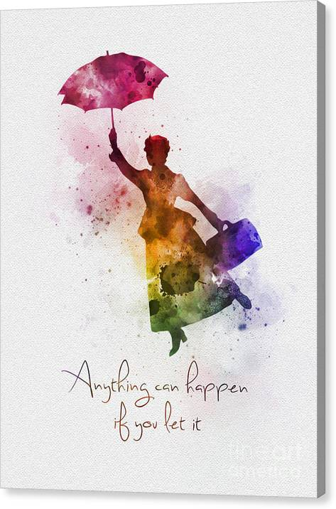 Anything can happen if you let it by Rebecca Jenkins