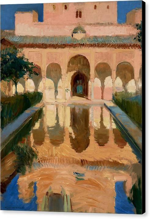 Hall of the Ambassadors - Alhambra Granada by Mountain Dreams