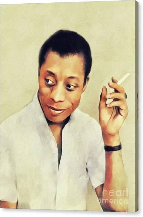 James Baldwin, Literary Legend by Esoterica Art Agency