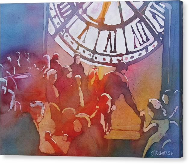 Clock Cafe by Jenny Armitage