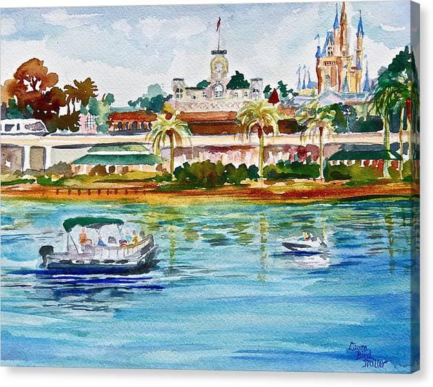 A Disney Sort of Day by Laura Bird Miller