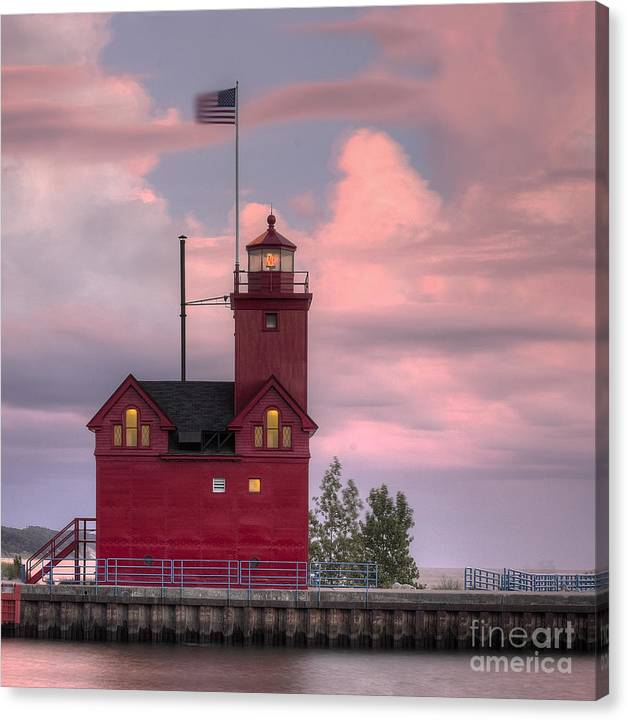 Big Red by Twenty Two North Photography