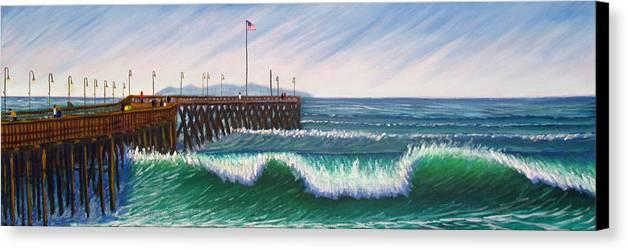 Ventura Pier by Kevin Hughes