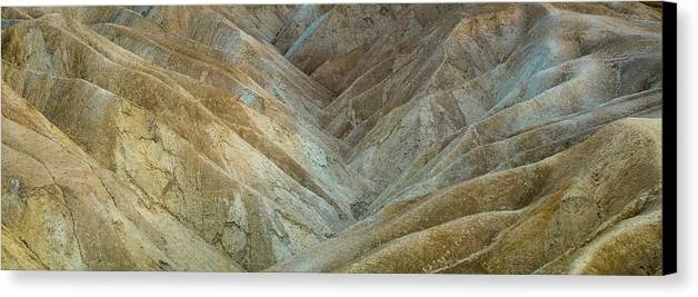 Outdoors Canvas Print featuring the photograph Luminous Lands by Jon Glaser