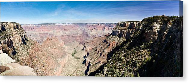 Grand Canvas Print featuring the photograph Grand Canyon 1 by Douglas Barnett