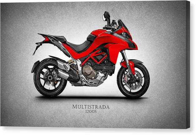 Ducati Multistrada by Mark Rogan