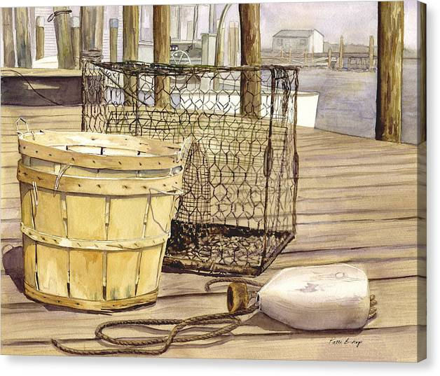 The Crabber by Patti Bishop