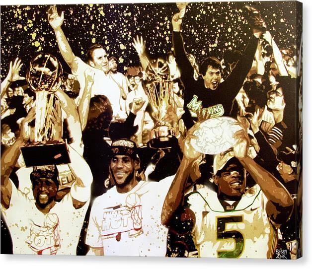 Miami Champions by Bobby Zeik