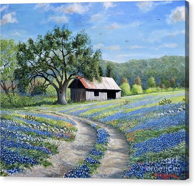 Texas Spring by Carl Milentz