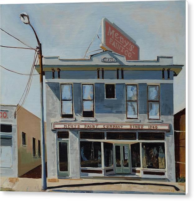 Meny's Paint Company by Craig Morris