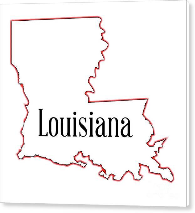 Louisiana by Bigalbaloo Stock