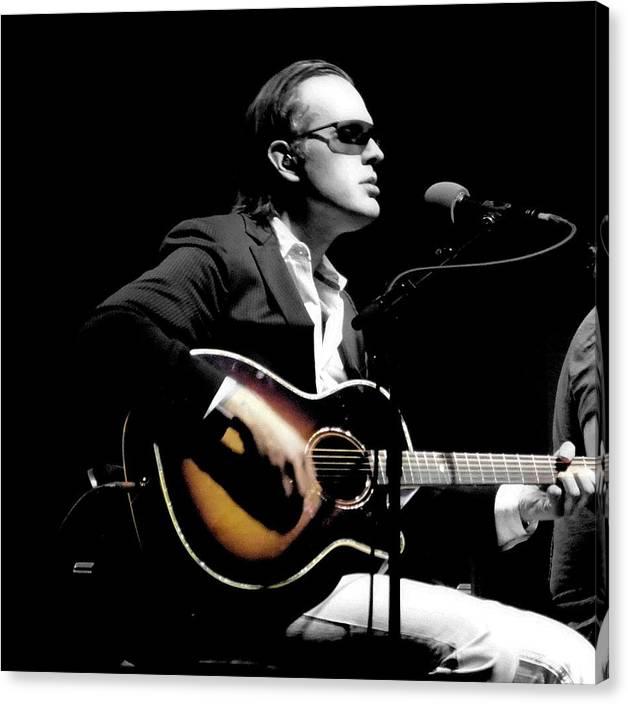 Joe Bonamassa in Concert by Michael Brady