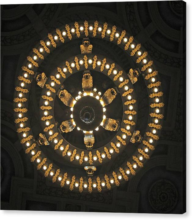 Chandelier by Mary Pille