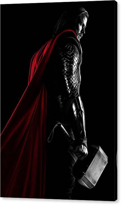 Thor  by Geek N Rock