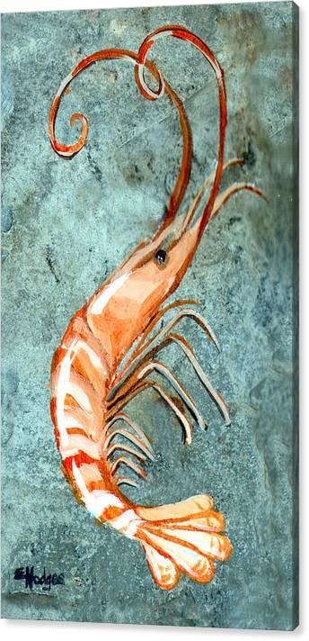 One Shrimp by Elaine Hodges
