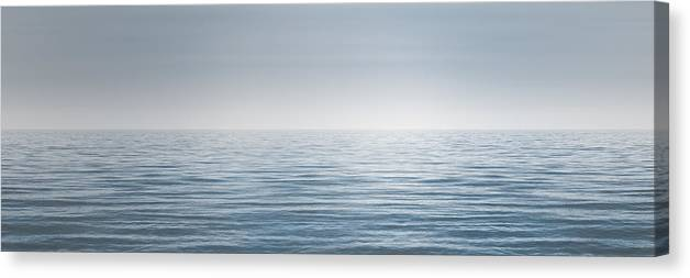Water Canvas Print featuring the photograph Limitless by Scott Norris