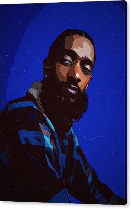 Nipsey Hussle Artwork by Taoteching C4Dart