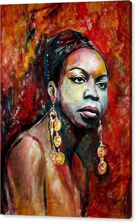 Nina Simone by Marcelo Neira