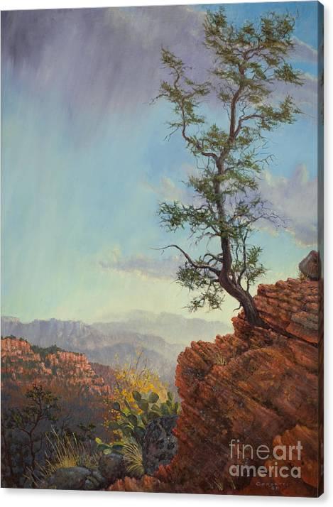 Lone Tree Struggle by Rob Corsetti
