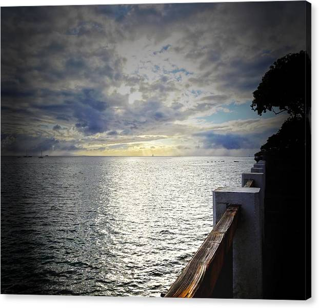 Limited Time Promotion: Tranquility Stretched Canvas Print