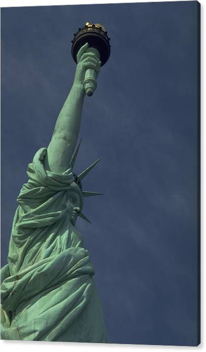 Limited Time Promotion: New York Stretched Canvas Print