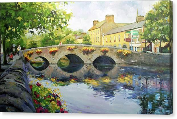 Westport Bridge County Mayo by Conor McGuire