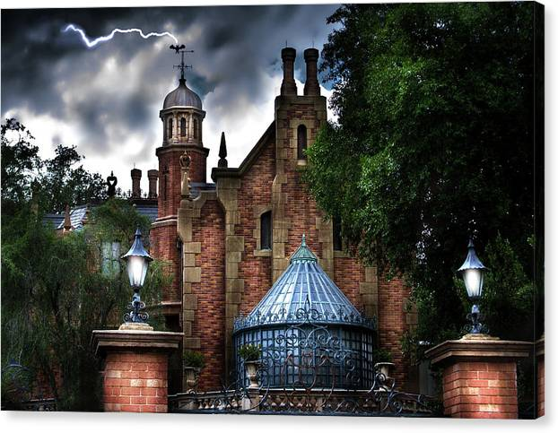 The Haunted Mansion by Mark Andrew Thomas