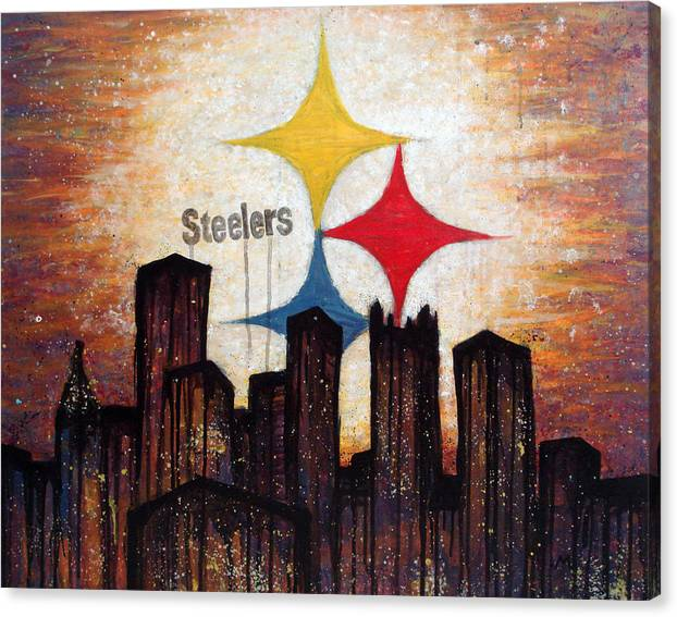 Steelers. by Mark M  Mellon