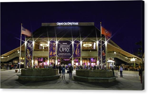 Grand Ole Opry by Robert Hebert