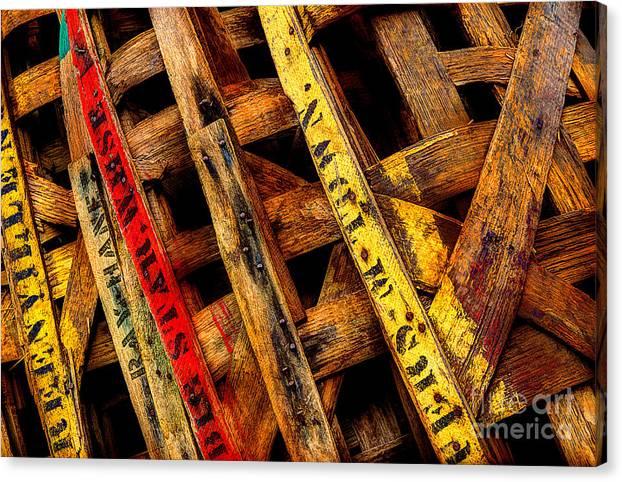 Tobacco Baskets by Michael Eingle
