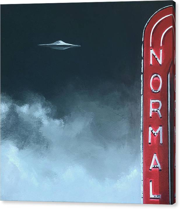 A Normal Friday by Jeffrey Bess