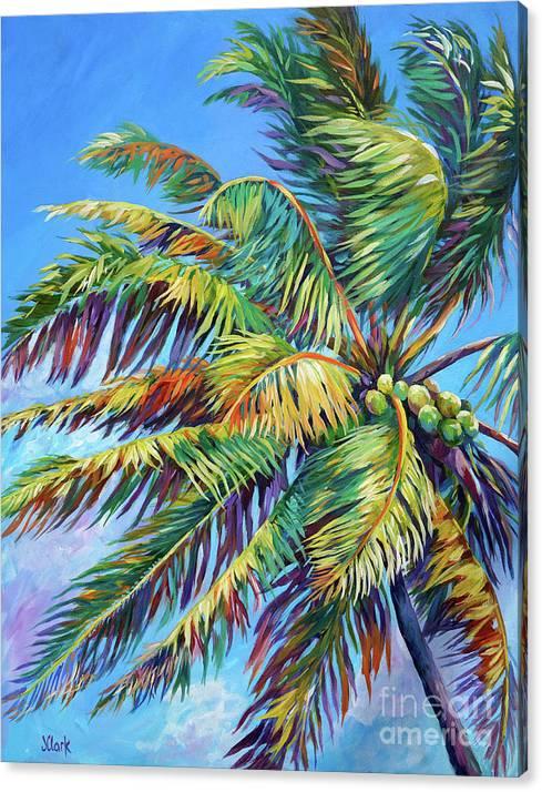 Brilliant Palm by John Clark